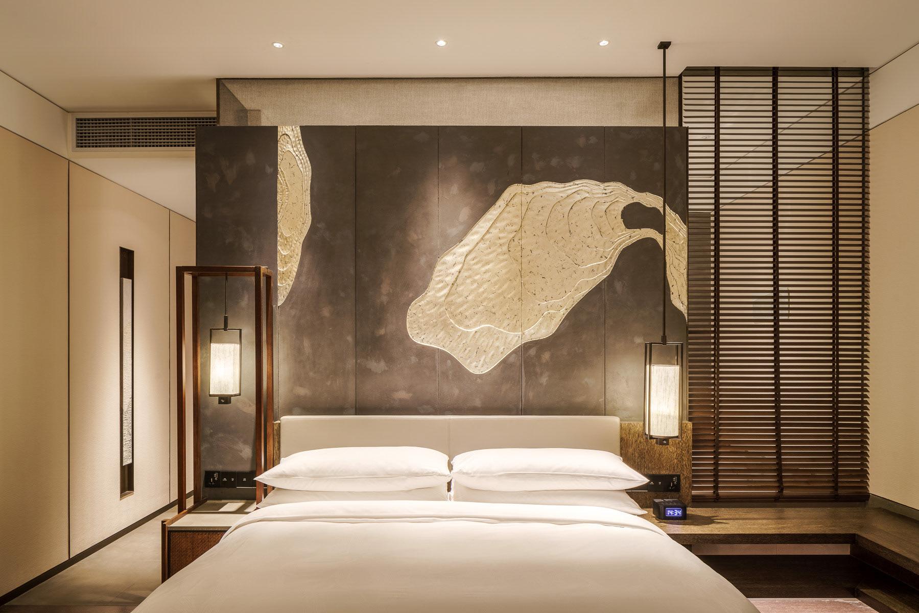 古风文化酒店装修设计效果图