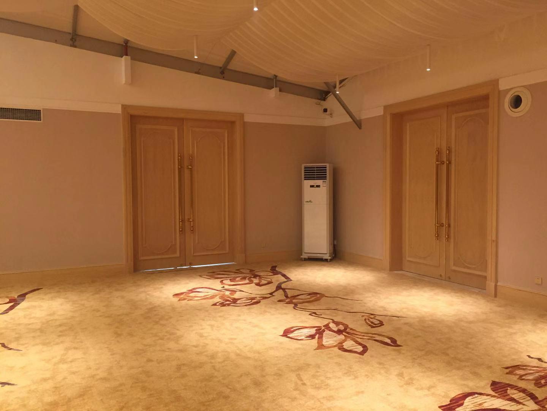 维也纳酒店会议厅装修实景效果图