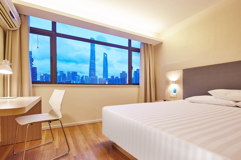 汉庭酒店房间装修设计效果图