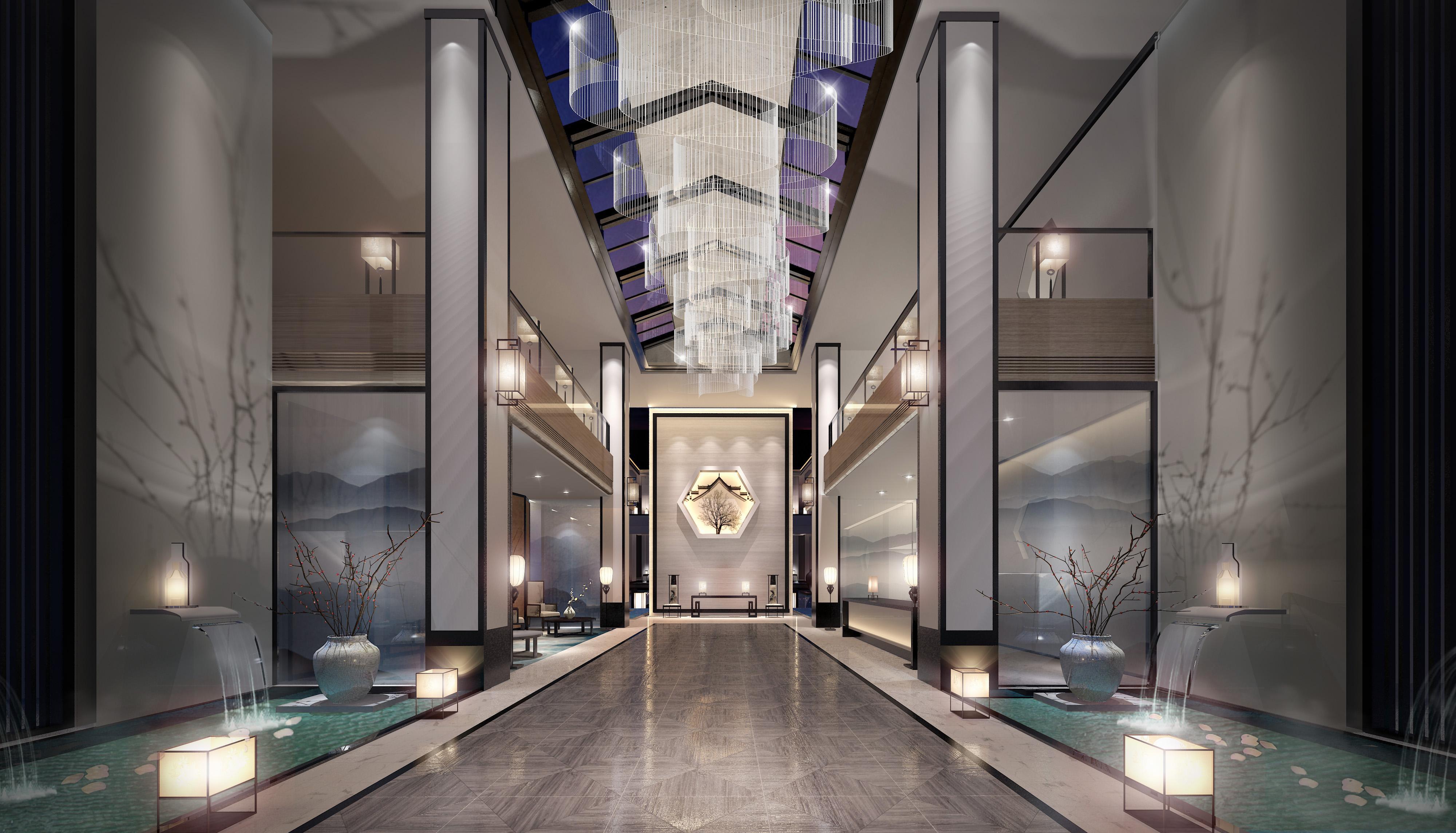 2020年什么酒店装修风格比较热门?