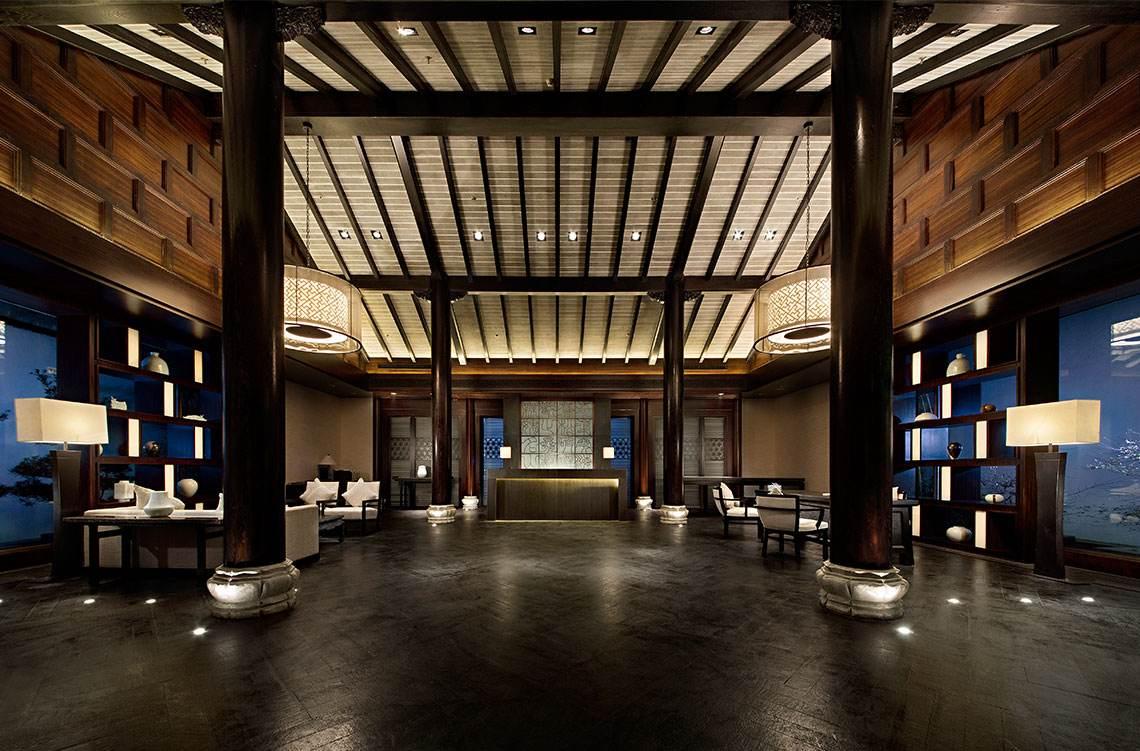 中式酒店装修风格