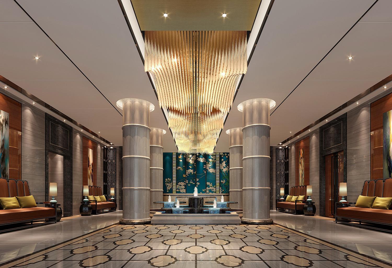 成都商务酒店装修设计