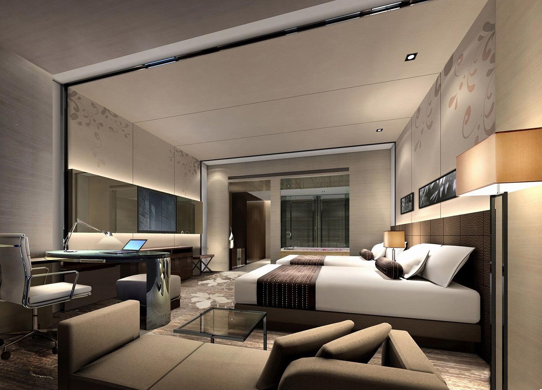 酒店装修完整维保设计定制方案